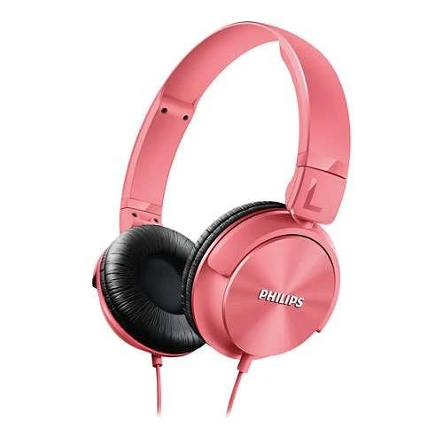 Philips On-Ear Headphone SHL 3060 PK - Pink