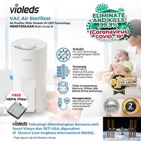Violeds VAC - White