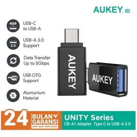 Aukey Adapter USB 3.0 to US