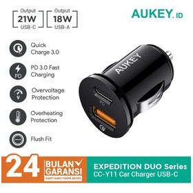 Aukey Car Charger CC-Y11 wi