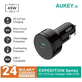 Charger Mobil Aukey CC-Y13