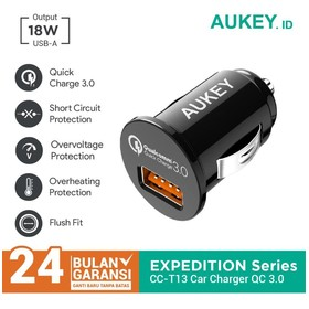 Charger Mobil Aukey CC-T13