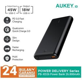 Aukey Powerbank 26800 mAh U