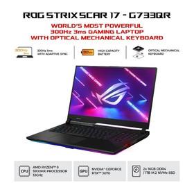 ASUS ROG Strix Scar 17 G733