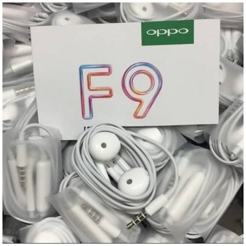 Headset Oppo original F9