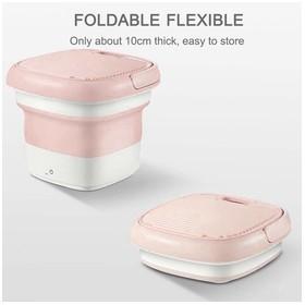 Foldable Washing Machine -