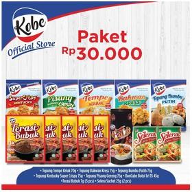 Paket Produk Kobe Rp30.000