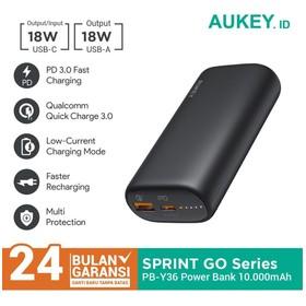 Powerbank Aukey PB-Y36 Spri