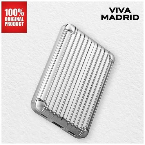 Powerbank 8000 mAh VX Air Power Delivery (PD) Viva Madrid - Silver