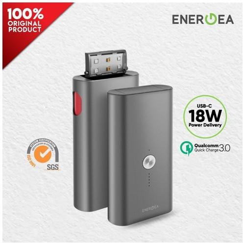 UVC Sterilizer Powerbank 9000mAh with PD 18W & QC3.0 Energea Sterapac