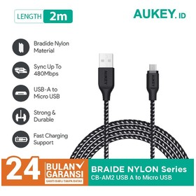 Aukey Cable 2M Micro High P