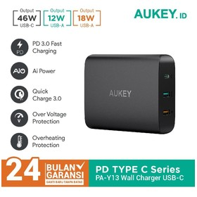 Aukey Charger 74.5W with PD