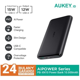 Powerbank Aukey 10000 mAh U