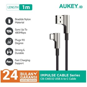 Kabel Aukey Type C Gaming C