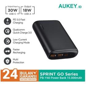 Aukey Powerbank PB-Y40 1500
