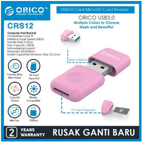 ORICO USB3.0 TF Card MicroS