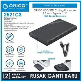 ORICO HDD/SSD Casing/Enclos