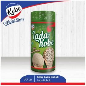 Kobe Lada Bubuk Botol 50gr