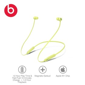 Beats Flex Yuzu Yellow, Wir