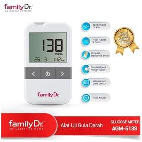 FamilyDr Blood Glucose Moni
