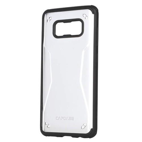 Capdase Case Samsung Galaxy S8 Plus Fuze - White/Black - SJSGS8P-7F021