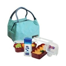 Lock & Lock Lunch Bag Set H