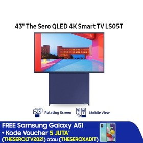 Samsung The Sero 4K Smart T