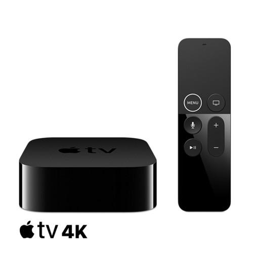 Apple TV 4K 64 GB MP7P2ID/A - Black