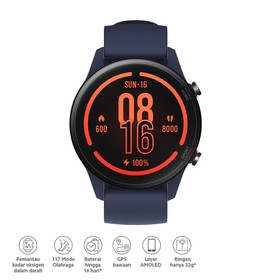 Xiaomi Mi Watch - Blue