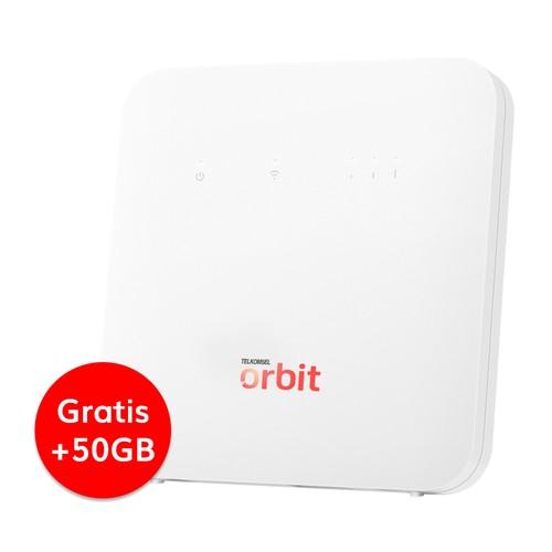 Telkomsel Orbit Star 2 - White