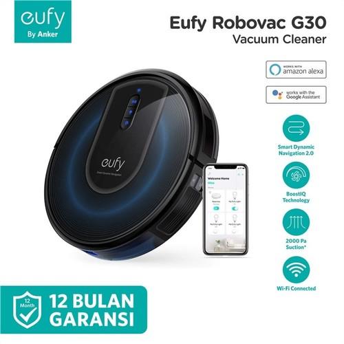 Anker Eufy RoboVac G30 - T2250 - Black