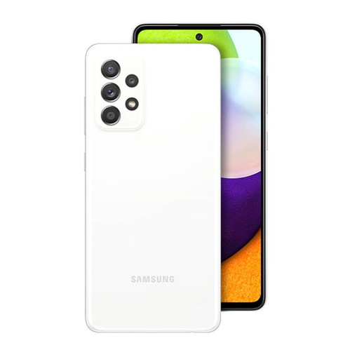 Samsung Galaxy A52 (RAM 8GB/256GB) - Awesome White