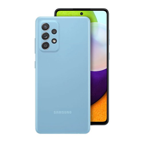 Samsung Galaxy A52 (RAM 8GB/128GB) - Awesome Blue