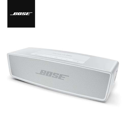 Bose SoundLink Mini II Special Edition - Lux SIlver