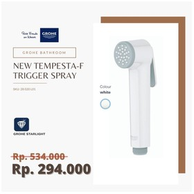 GROHE 28020L01 - New Tempes