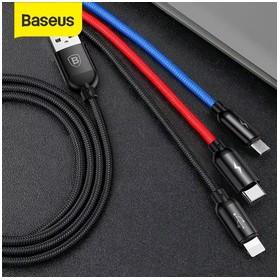 BASEUS Kabel Data 3in1 Micr