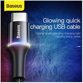 BASEUS Kabel Data Halo LED