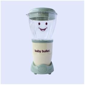 Nutribullet BABY BULLET Foo