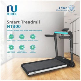 Notale Treadmill Nt300 Walk