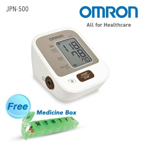 OMRON Blood Pressure Monitor JPN-500