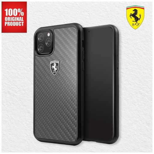 Ferrari - Casing Iphone 11 Pro Max 6.5