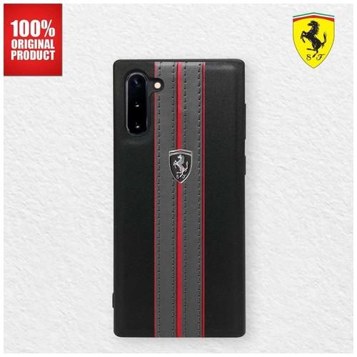 Ferrari Urban Off Track Logo - Samsung Galaxy Note 10 - Black