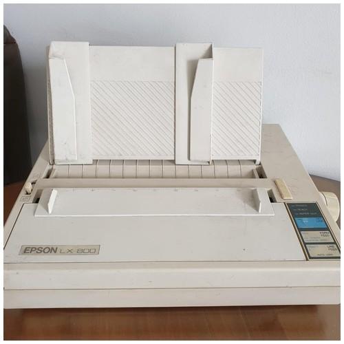 Epson LX 800 + GRATIS Pita Printer