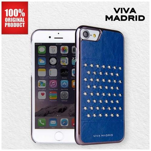 Casing iPhone 7 Plus / 8 Plus Tacho Viva Madrid - Cobalt Blue