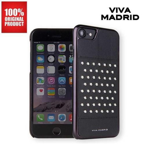 Casing iPhone 7 Plus / 8 Plus Tacho Viva Madrid - Inked Black