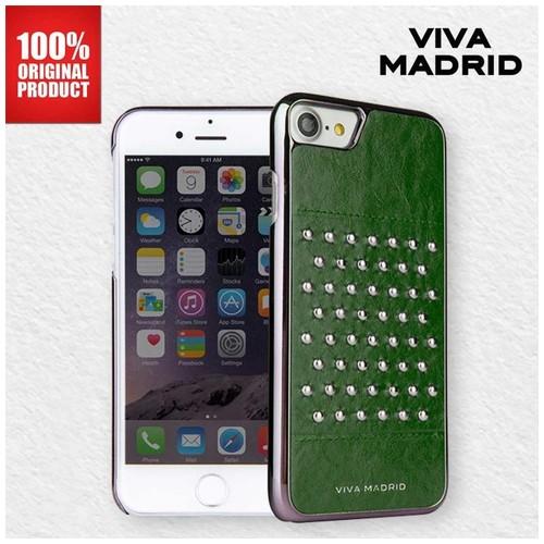 Casing iPhone 7 Plus / 8 Plus Tacho Viva Madrid - Teal Green