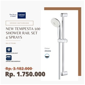 GROHE 27795001 - New Tempes