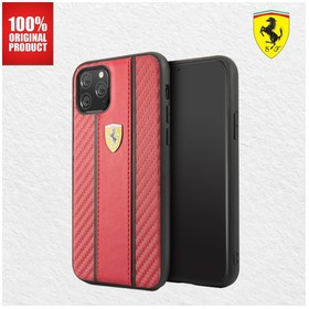 Ferrari - Carbon Pu Leather
