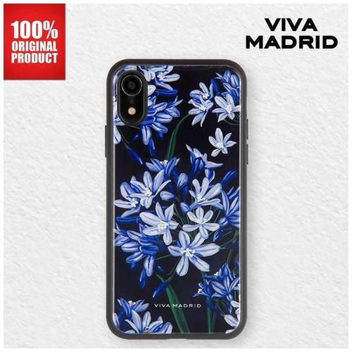 Casing iPhone XR Petalos Viva Madrid - Lila