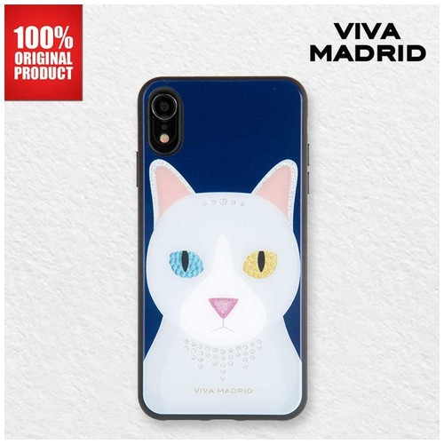 Casing iPhone XR Circo Viva Madrid - Gypsy Cat